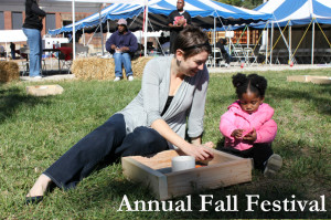 Annual Fall Festival Web Graphic
