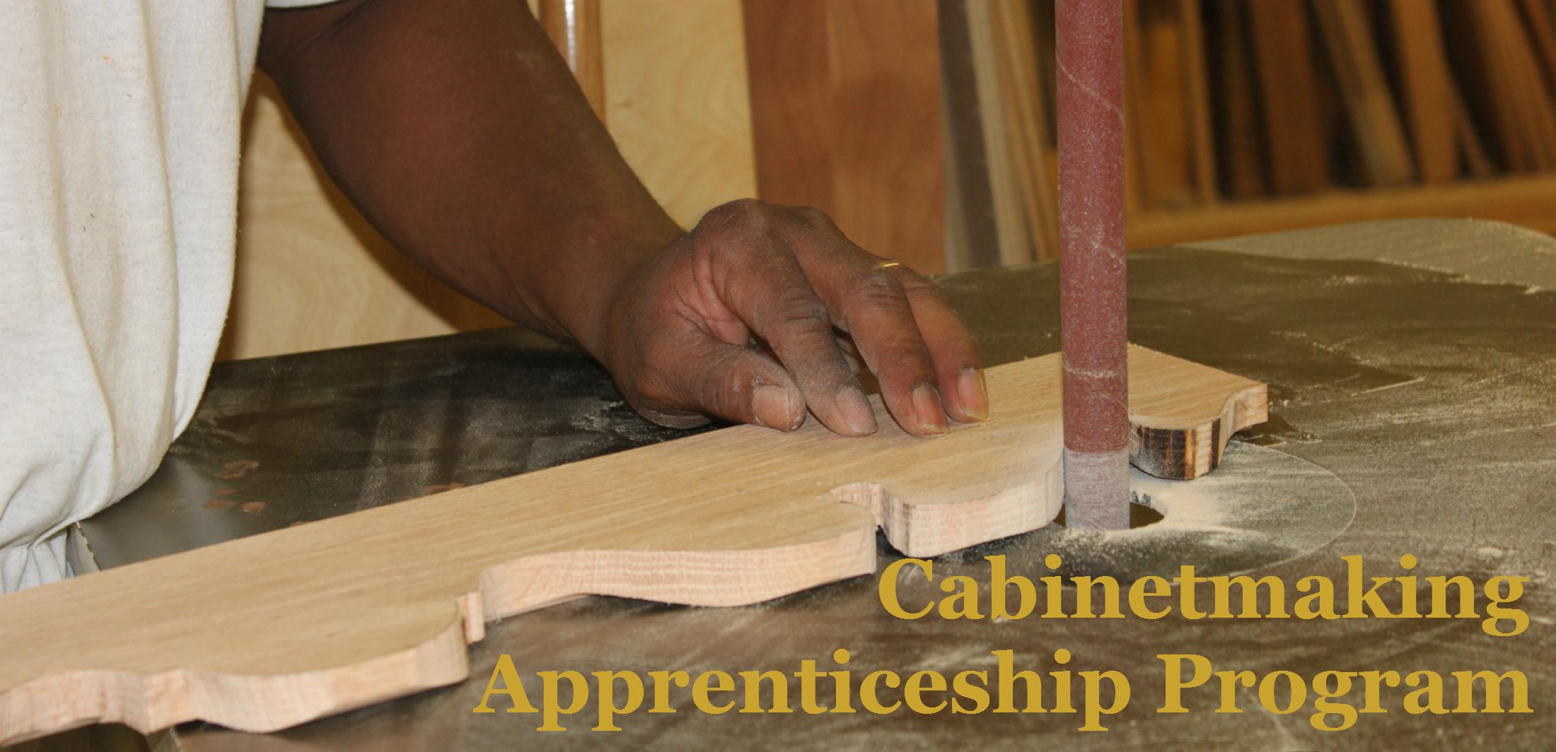 Cabinetmaking & Fine Woodworking Apprenticeship |